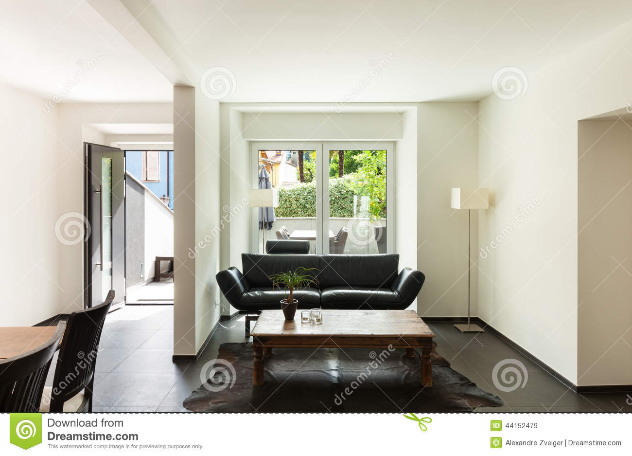 Interior modern house stock photo image 44152479 Nice house interior