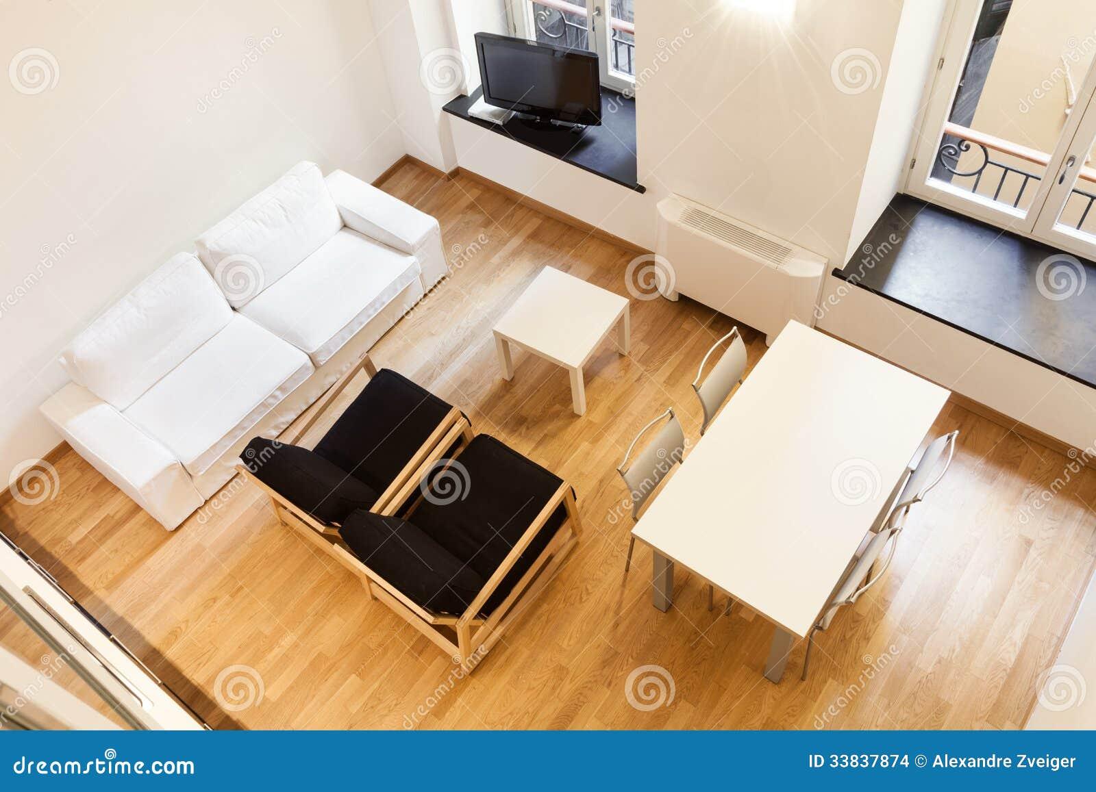 Interior new apartment stock images image 33837874 for Apartment photos interior