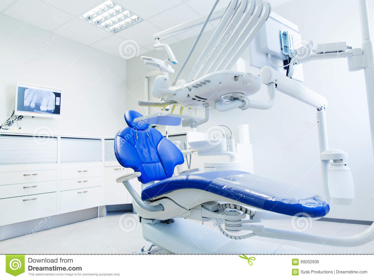 modern dental office interior stock photography - image: 37965012