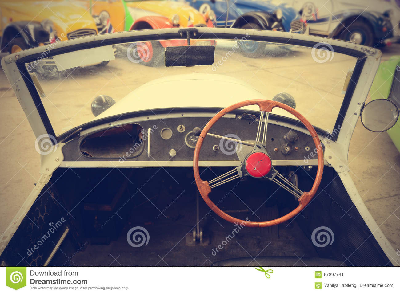old rusty vintage classic car royalty free stock photography 64544543. Black Bedroom Furniture Sets. Home Design Ideas