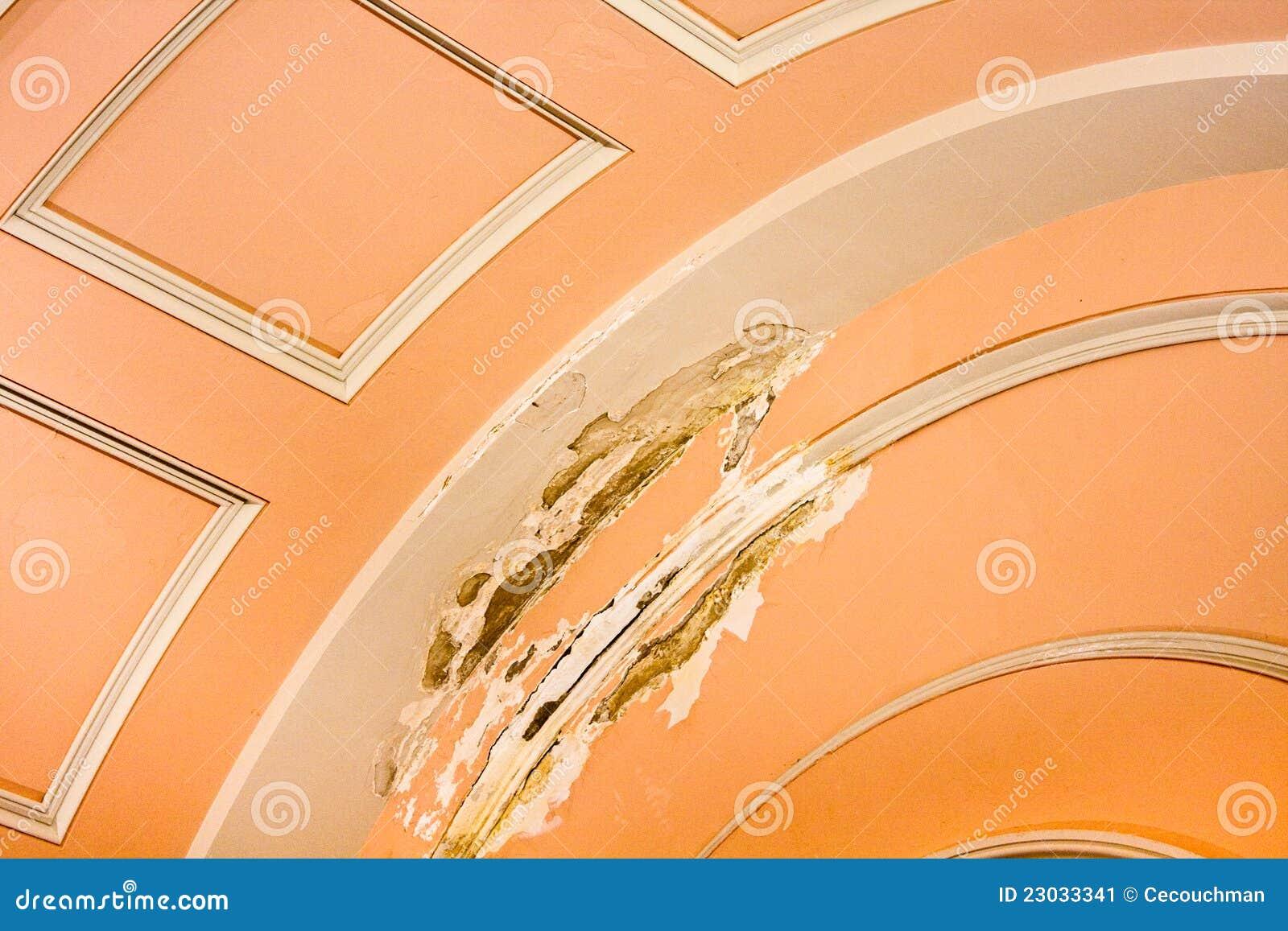 interior paint peeling stock image image 23033341. Black Bedroom Furniture Sets. Home Design Ideas