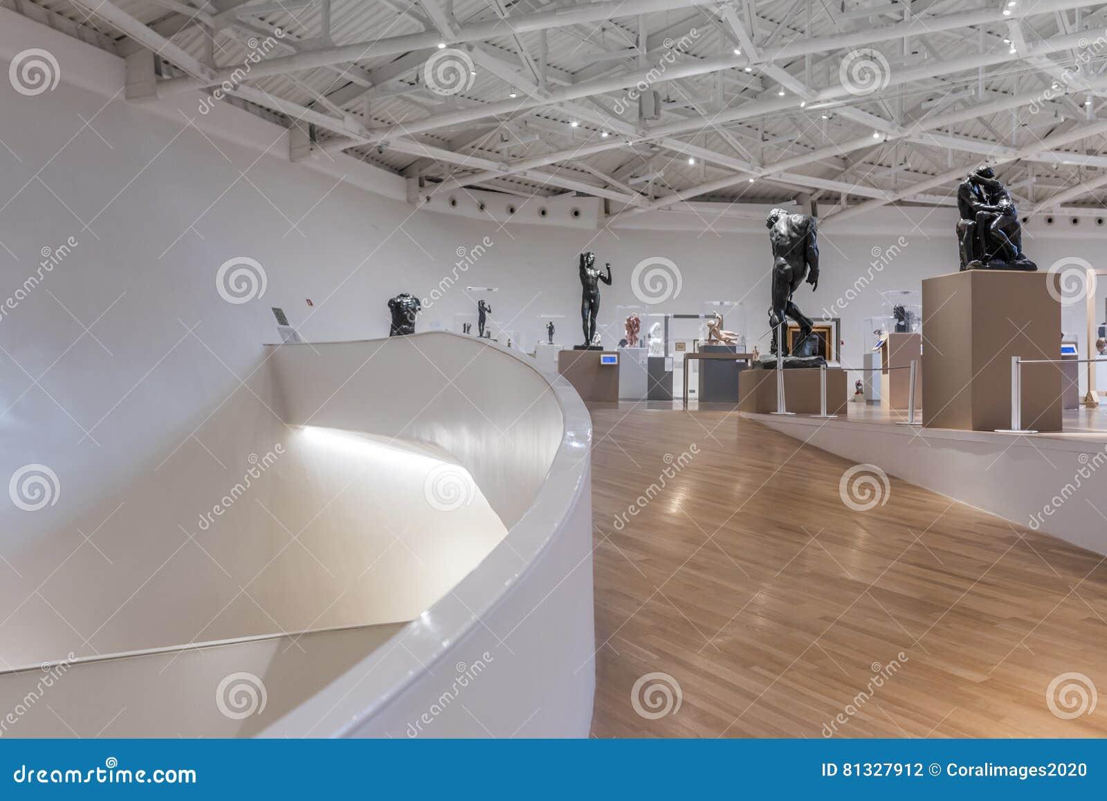 Interior Of Soumaya Museum Museo Soumaya Editorial Photography ...