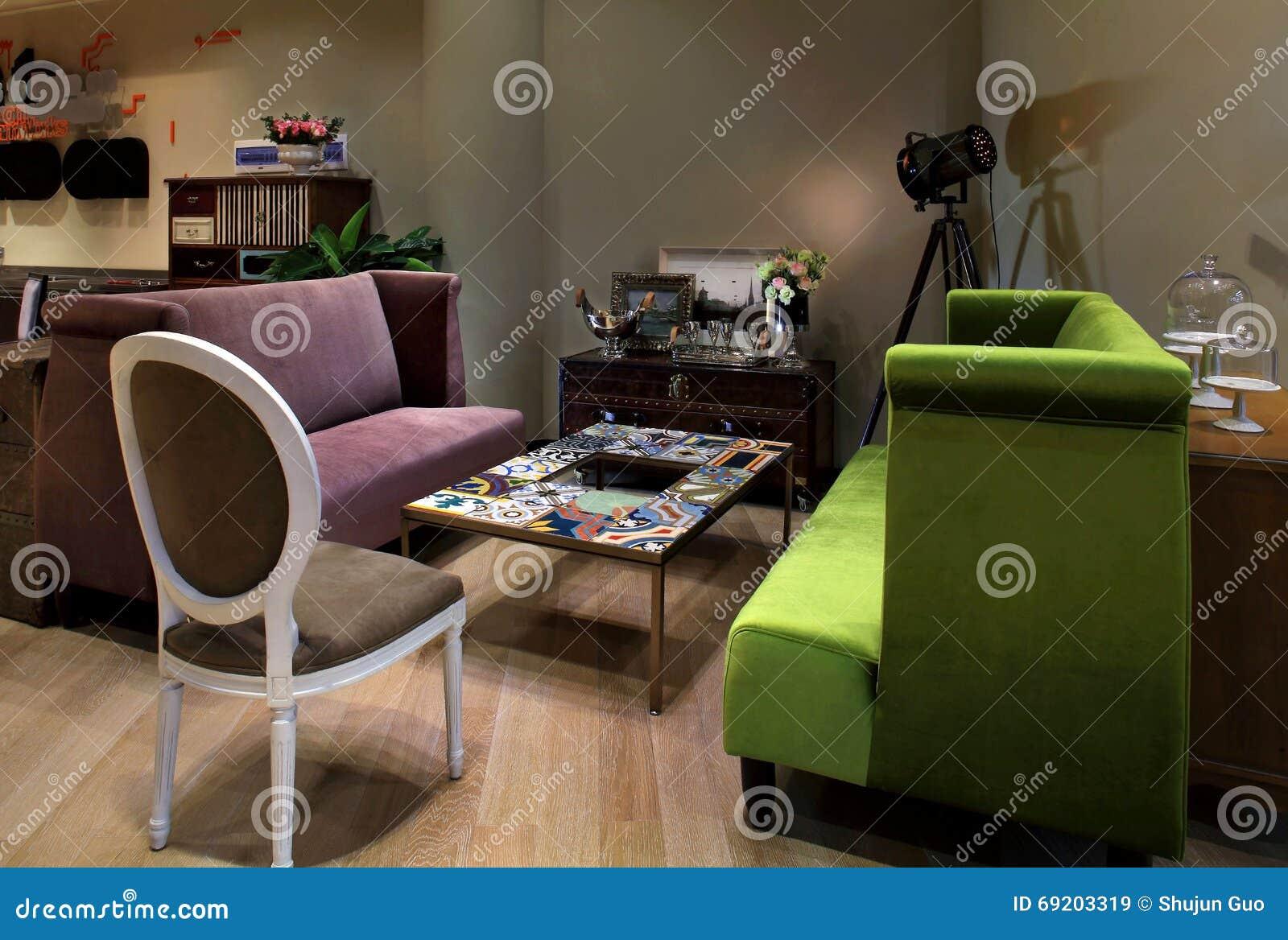 Interior space art design editorial stock image image for Space art design