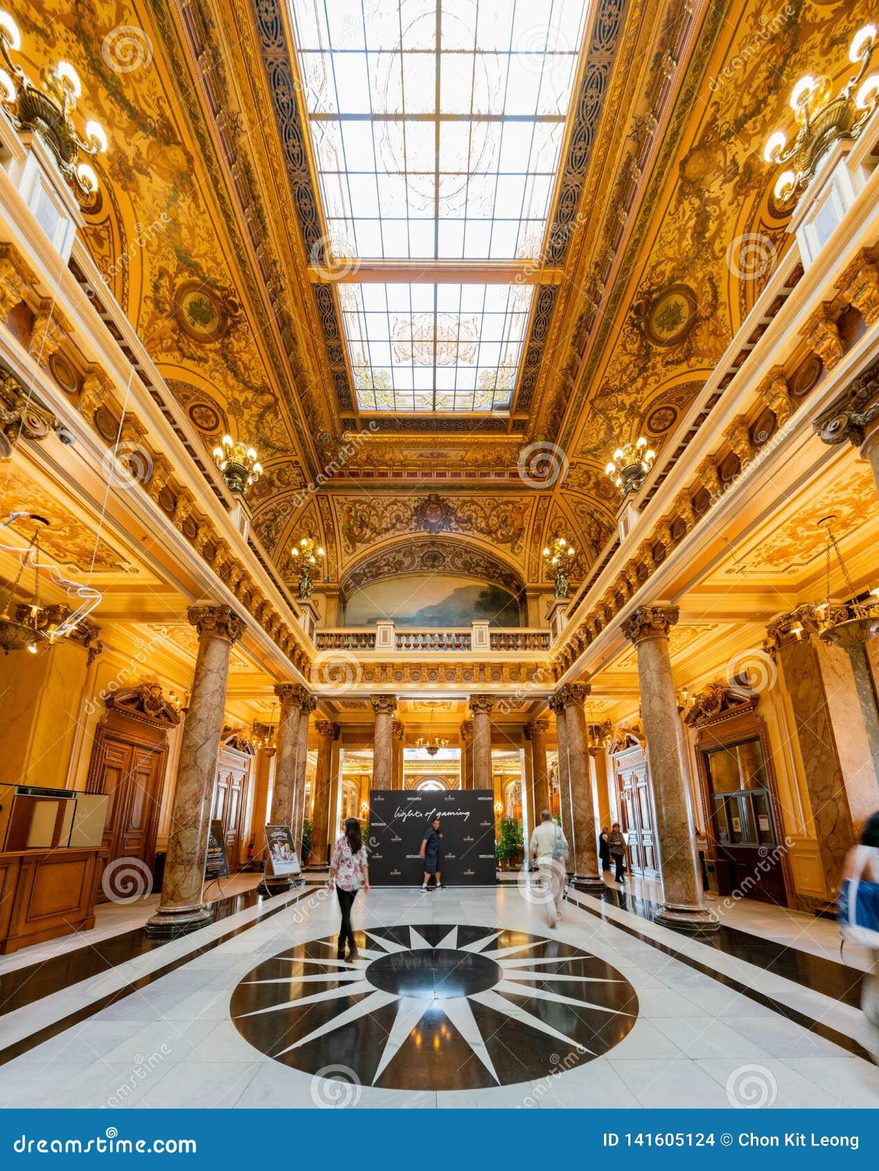 Famous Casino In Monaco