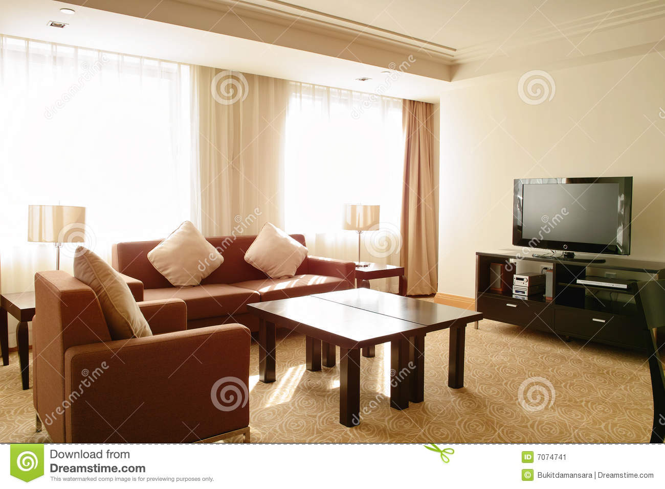 Normal living rooms - Interior Living Room