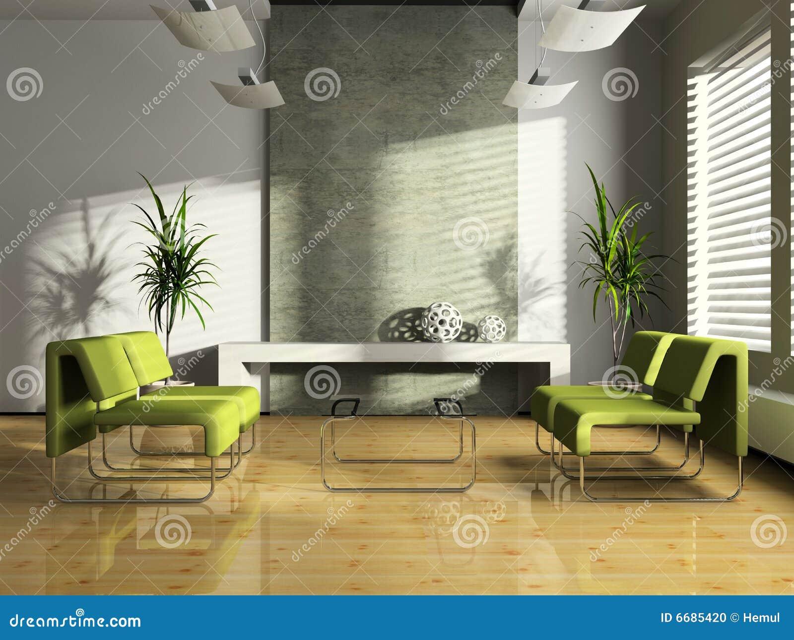 Waiting Area Design Ideas