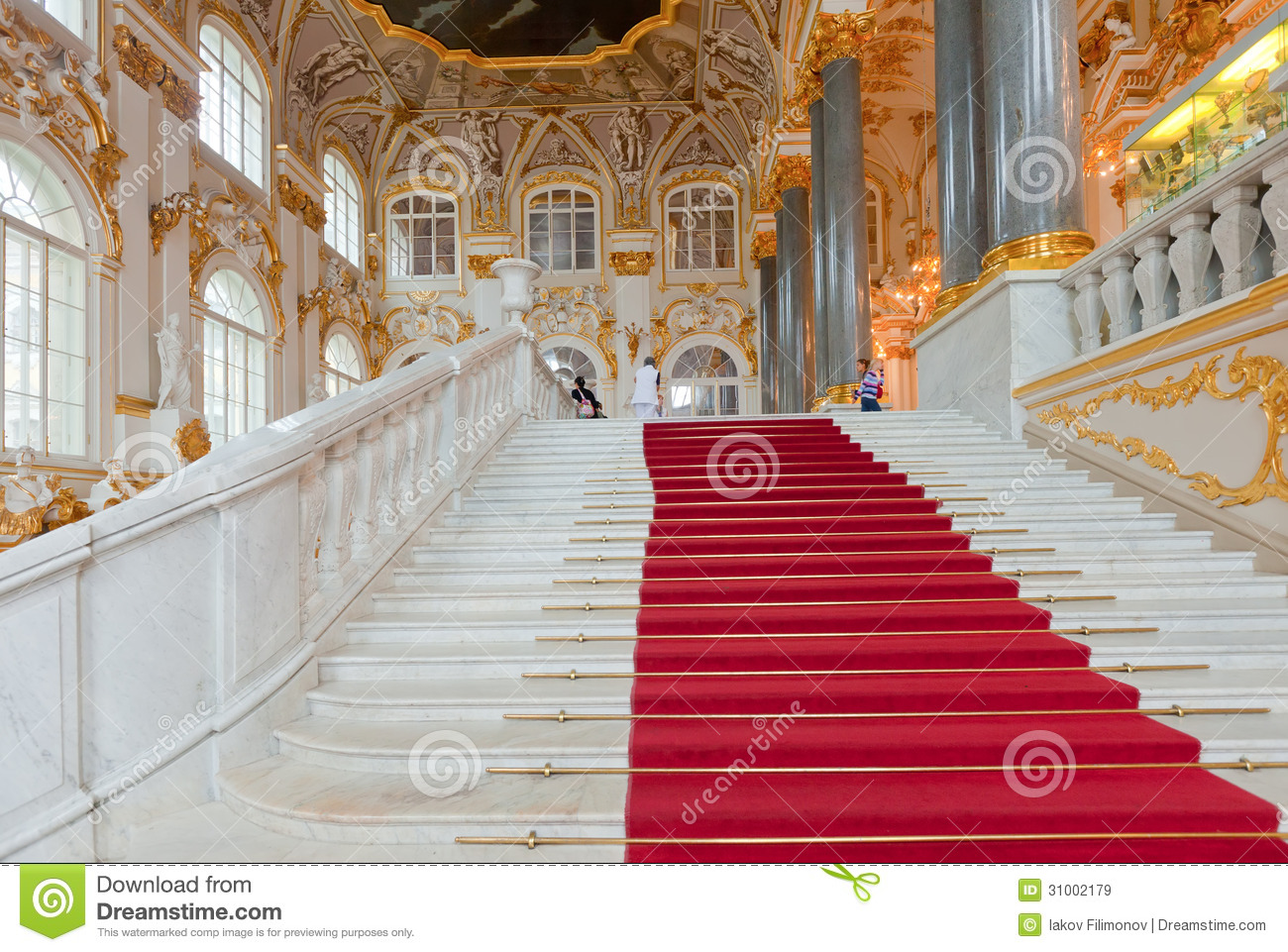 Russian Winter Palace Interior – images free download