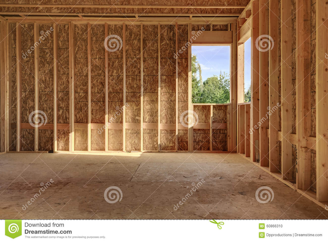 interior wood frame construction - Wood Frame Construction
