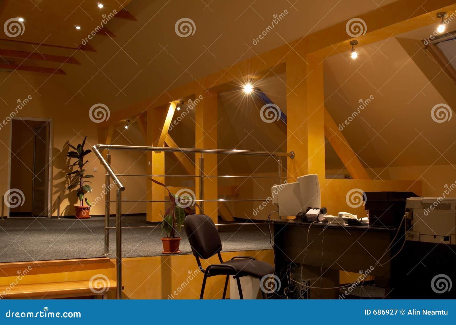 Interiore 2 dell ufficio