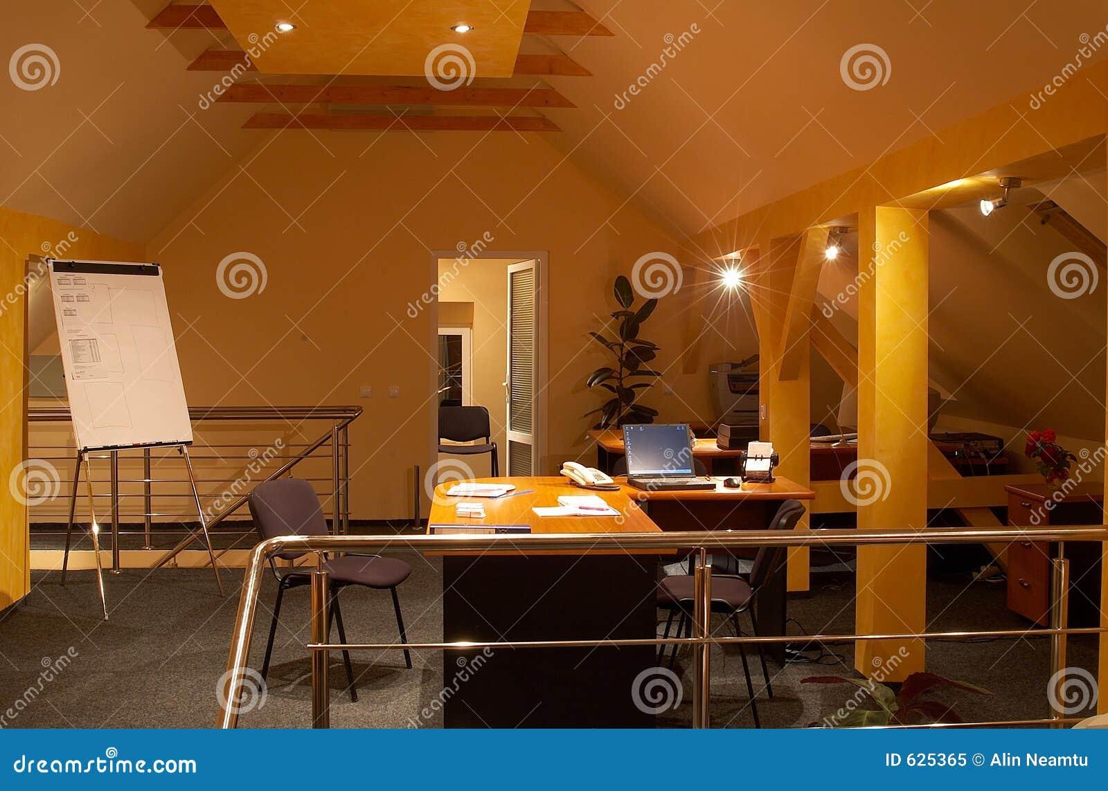 Interiore 3 dell ufficio