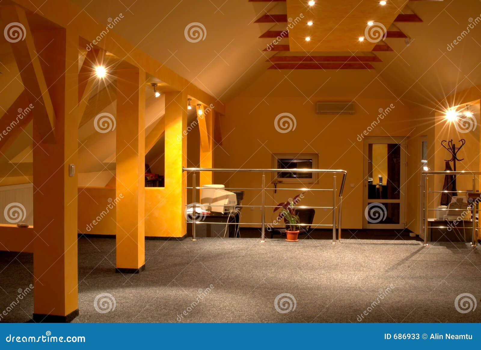 Interiore 4 dell ufficio