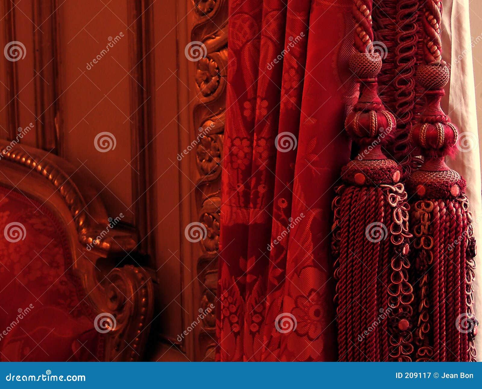 Interiore caldo di lusso