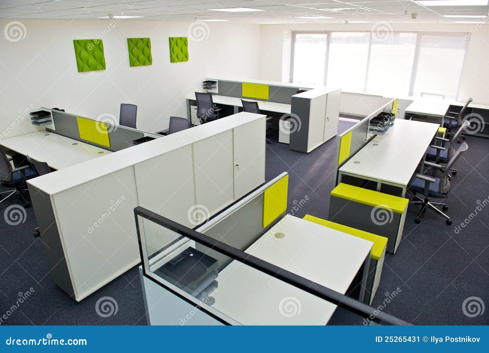 Interiore dell ufficio