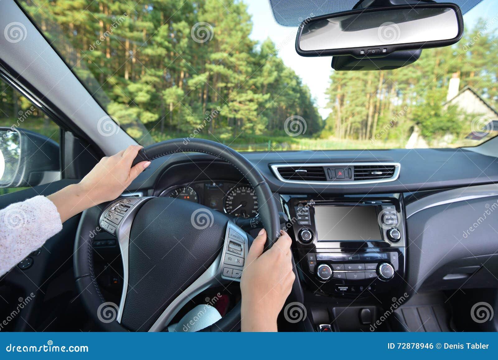 Interiortransportation da direcção wheel