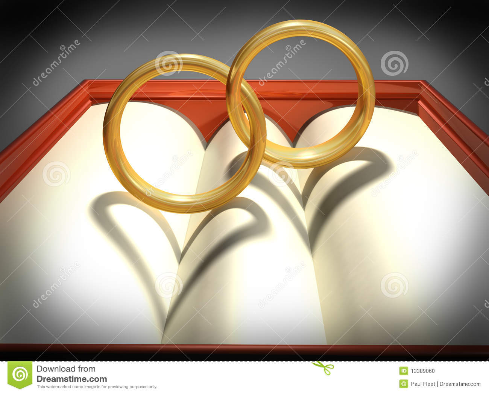 Interlocking gifta sig för cirklar