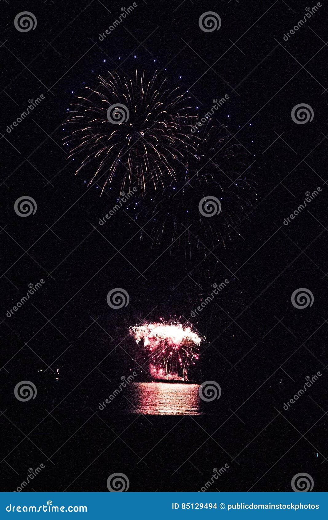 Internationaal Vuurwerk Festival 2013 @ Scheveningen - Den Haag