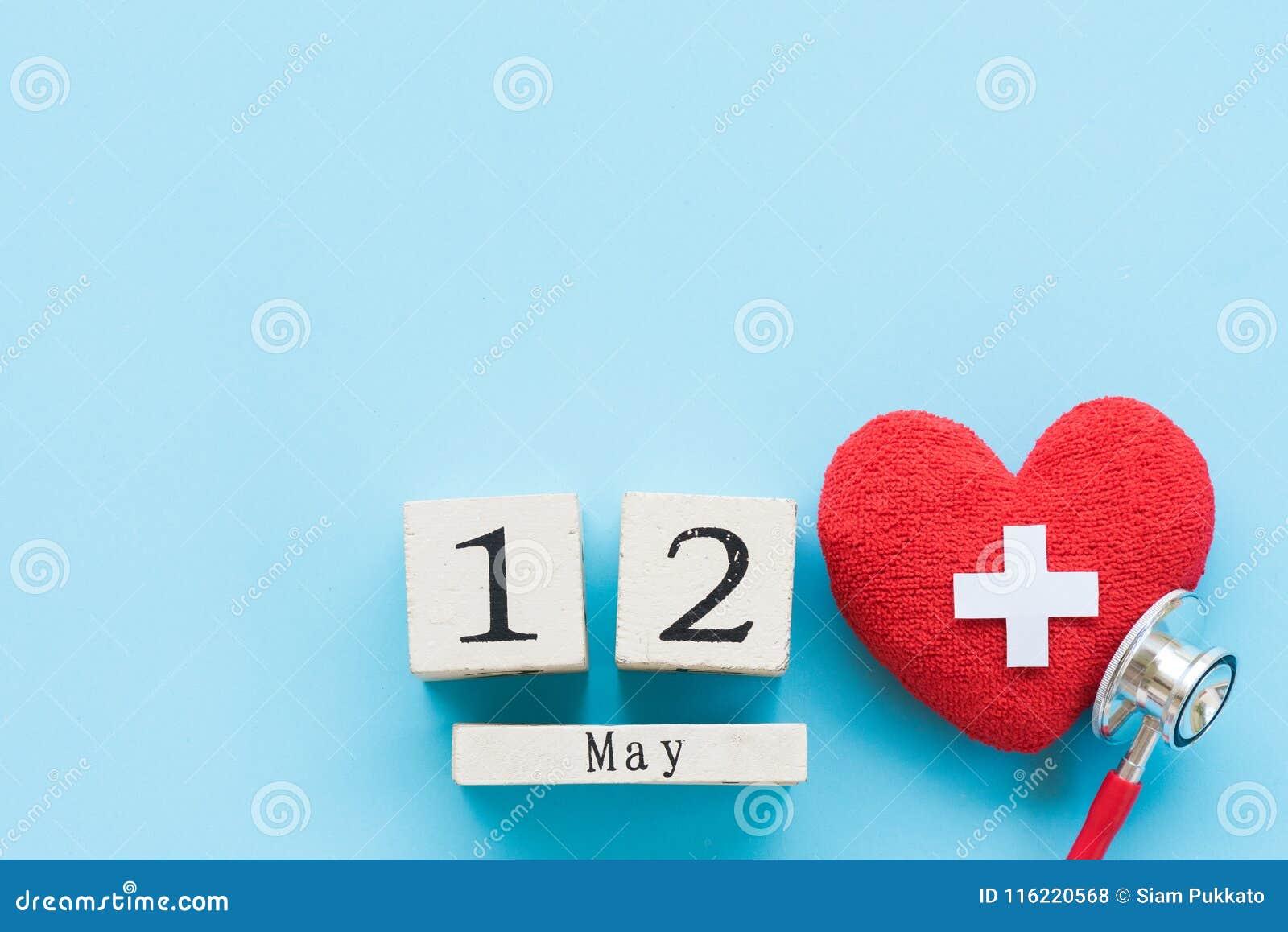 International нянчит день, 12-ое мая Здравоохранение и медицинская концепция