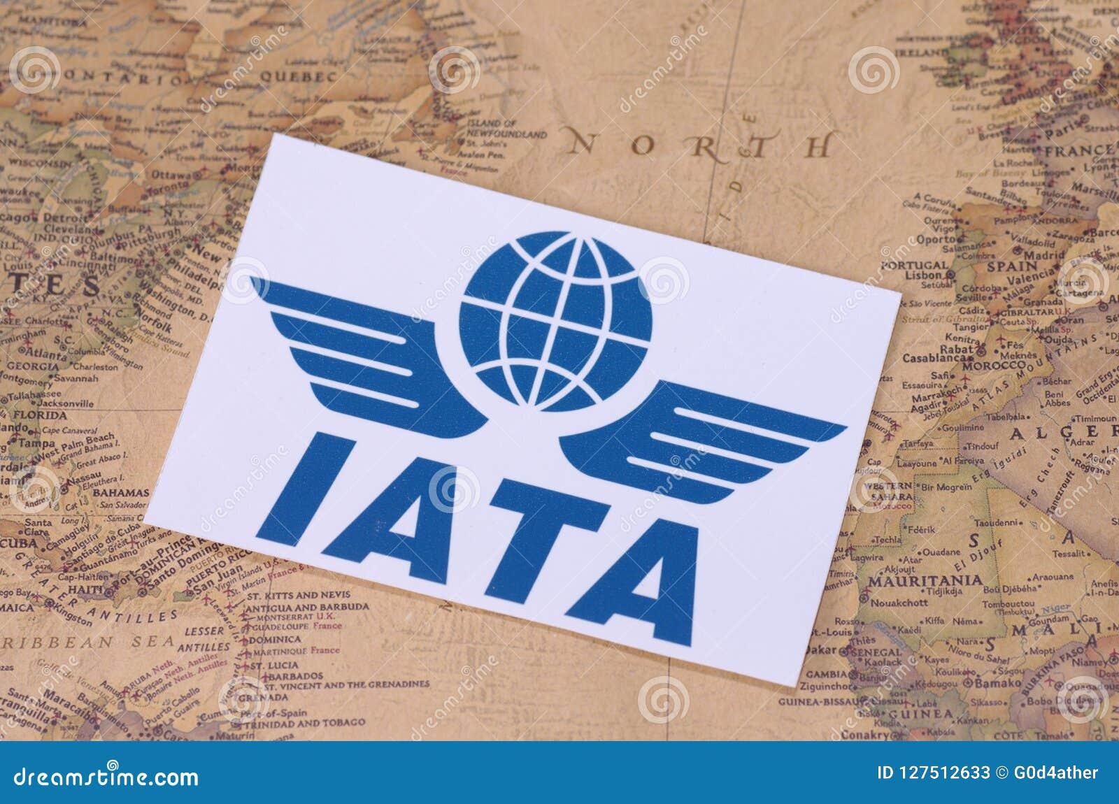 International Air Transport Association Editorial Stock