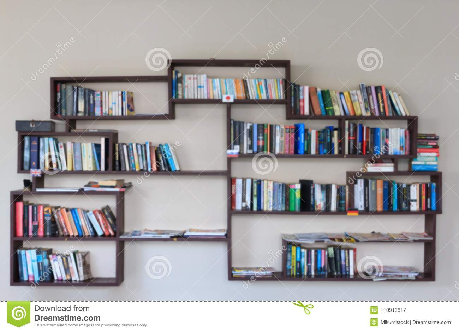 International Books On Modern Bookshelf Download Preview