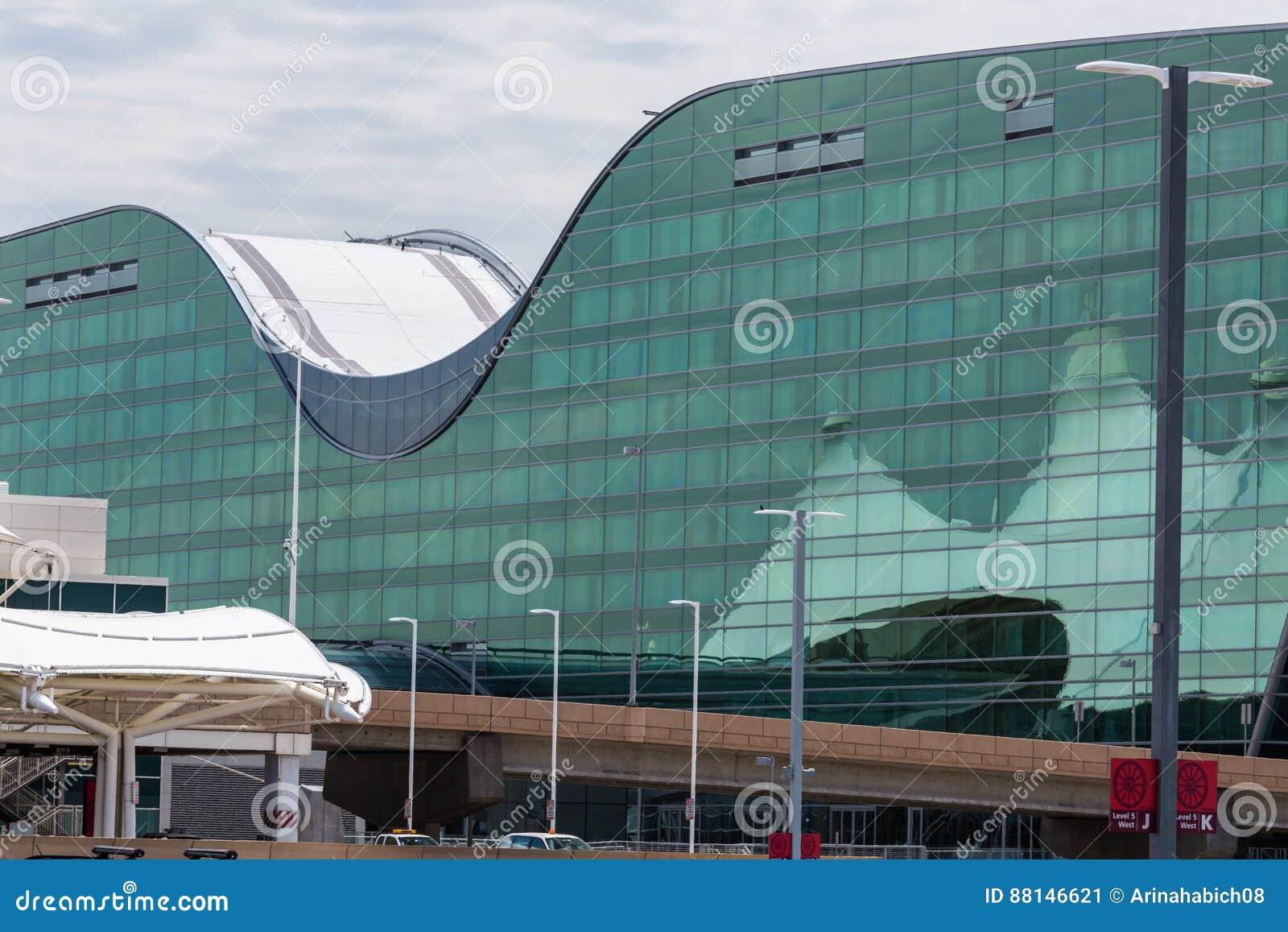 International denver авиапорта