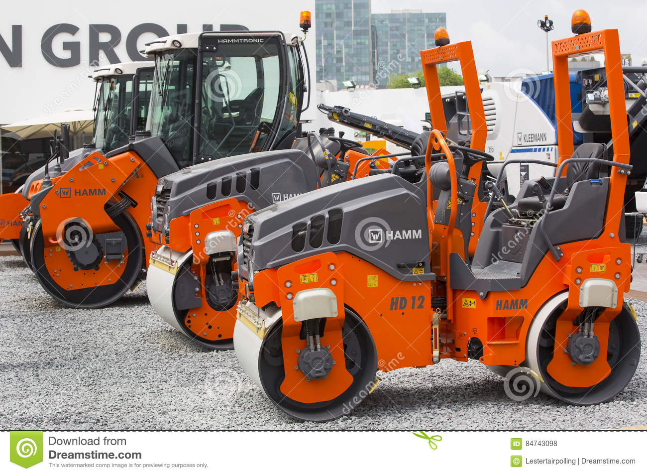 International Exhibition Of Construction Equipment, Spare Parts And