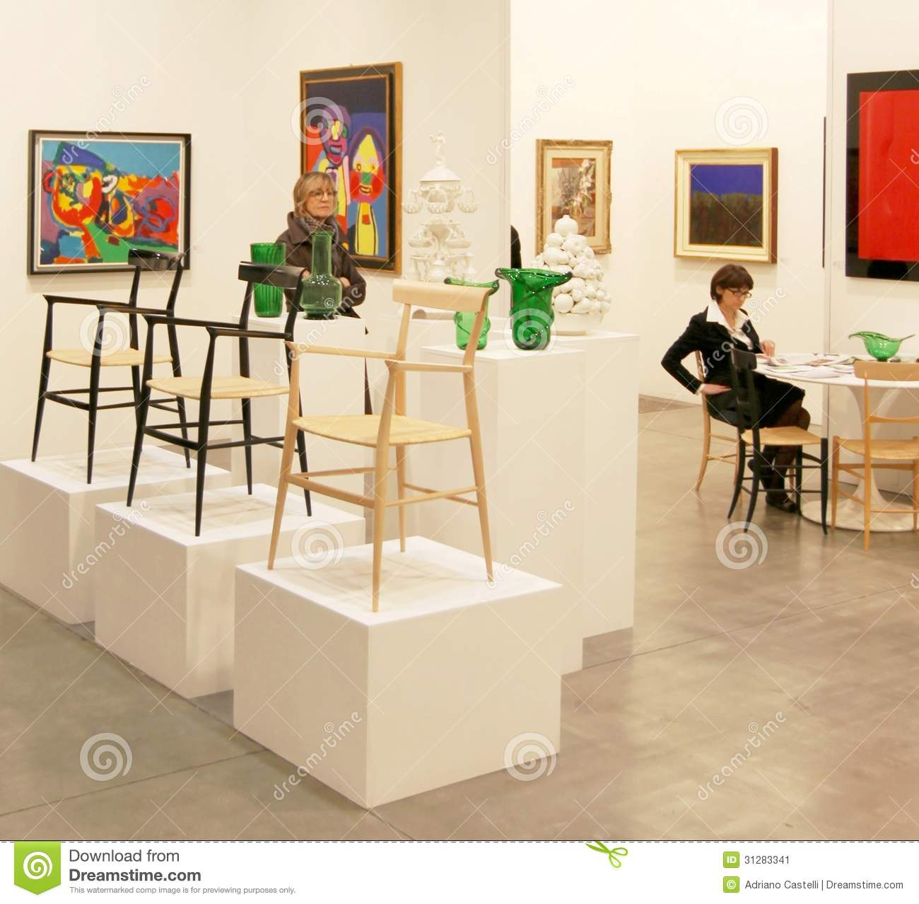 International Exhibition Of Modern And Contemporary Art