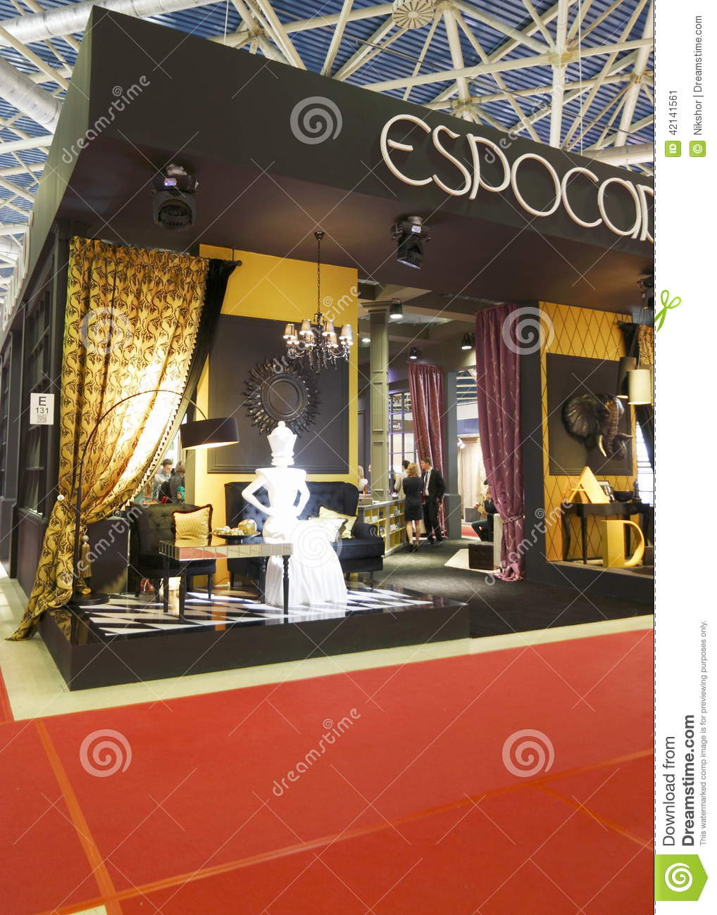 Exhibition Stand In Spanish : Contemporanea eventi exhibition stands and booths