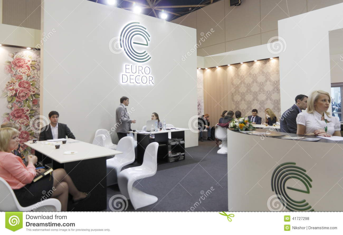International exhibition editorial stock photo image for Who sells wallpaper