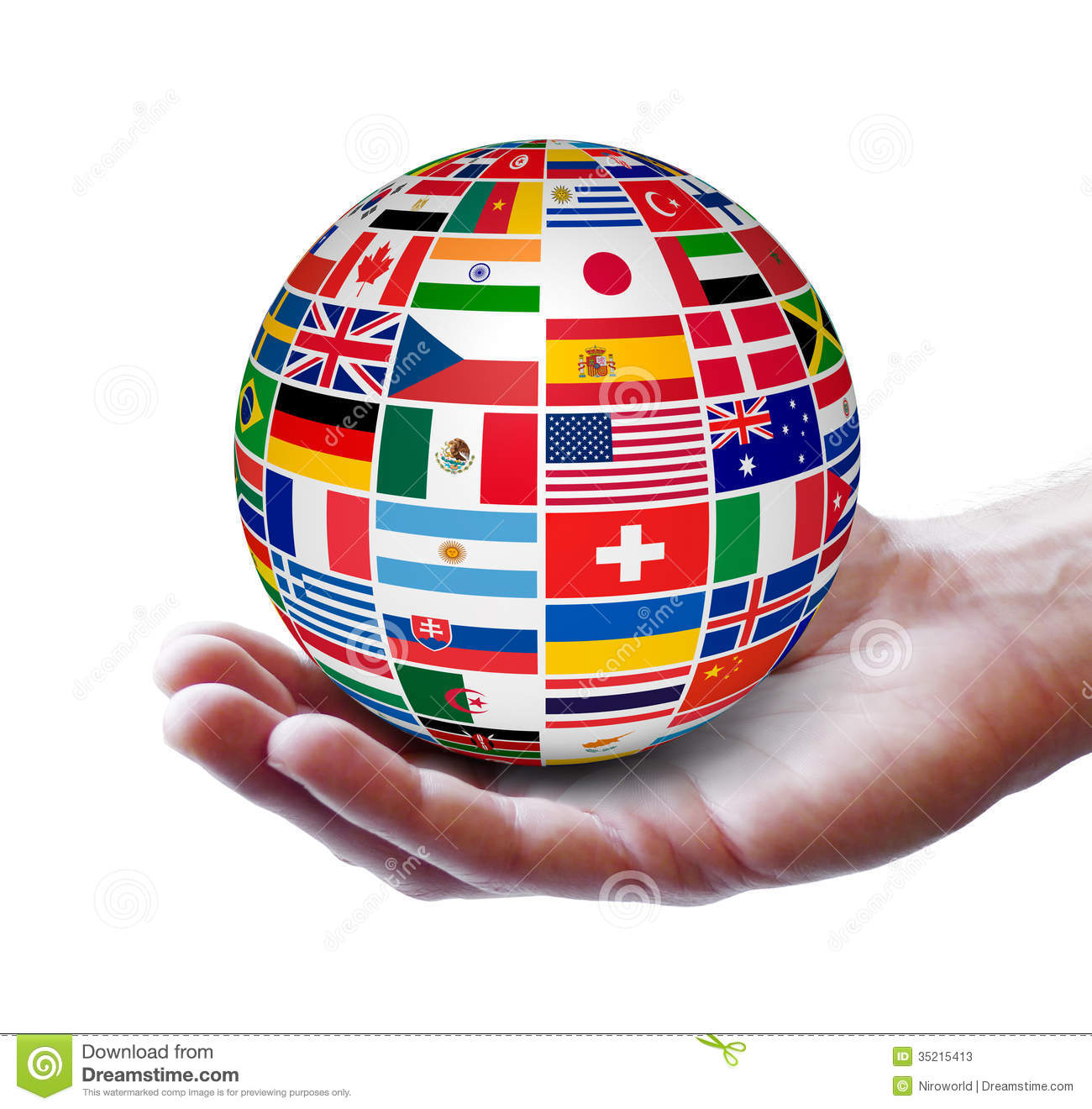 International Global Business Concept Stock Photos - Image: 35215413