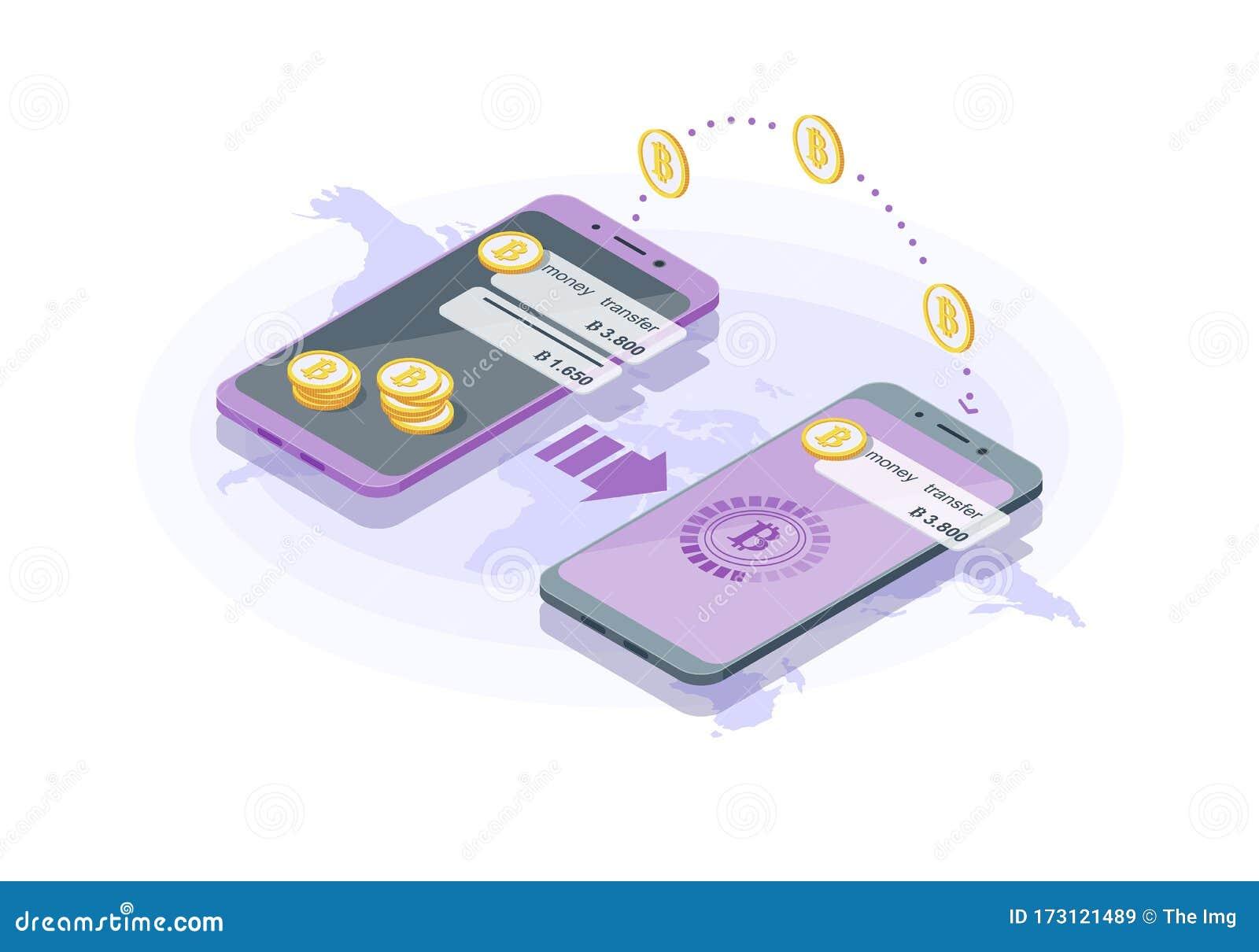 bitcoin international bank transfer