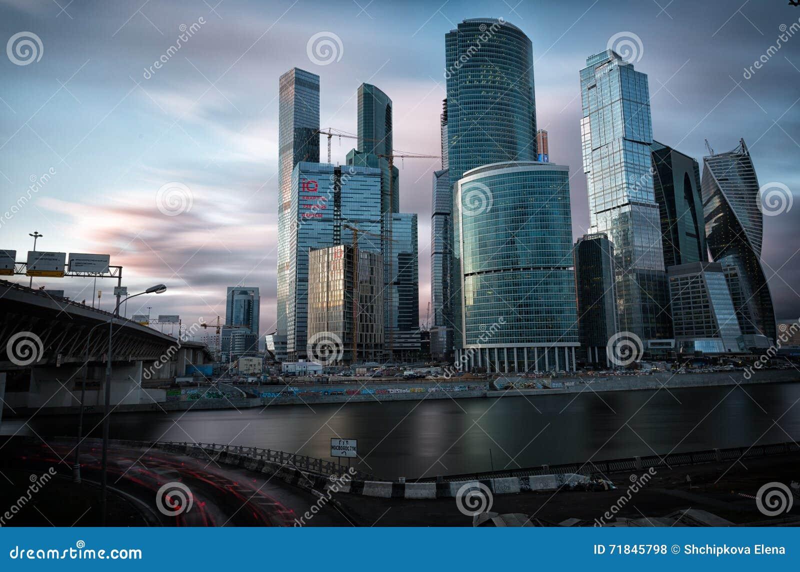 International moscow делового центра