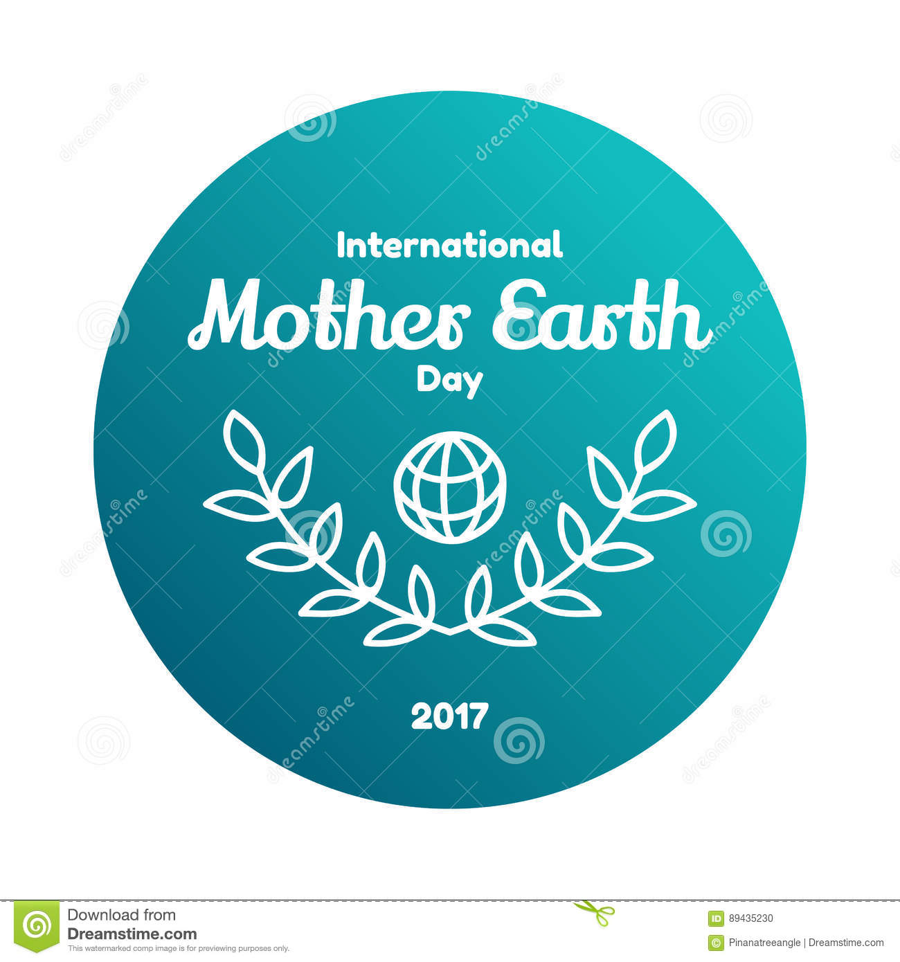 International mother earth day april 22 stock illustration international mother earth day april 22 buycottarizona