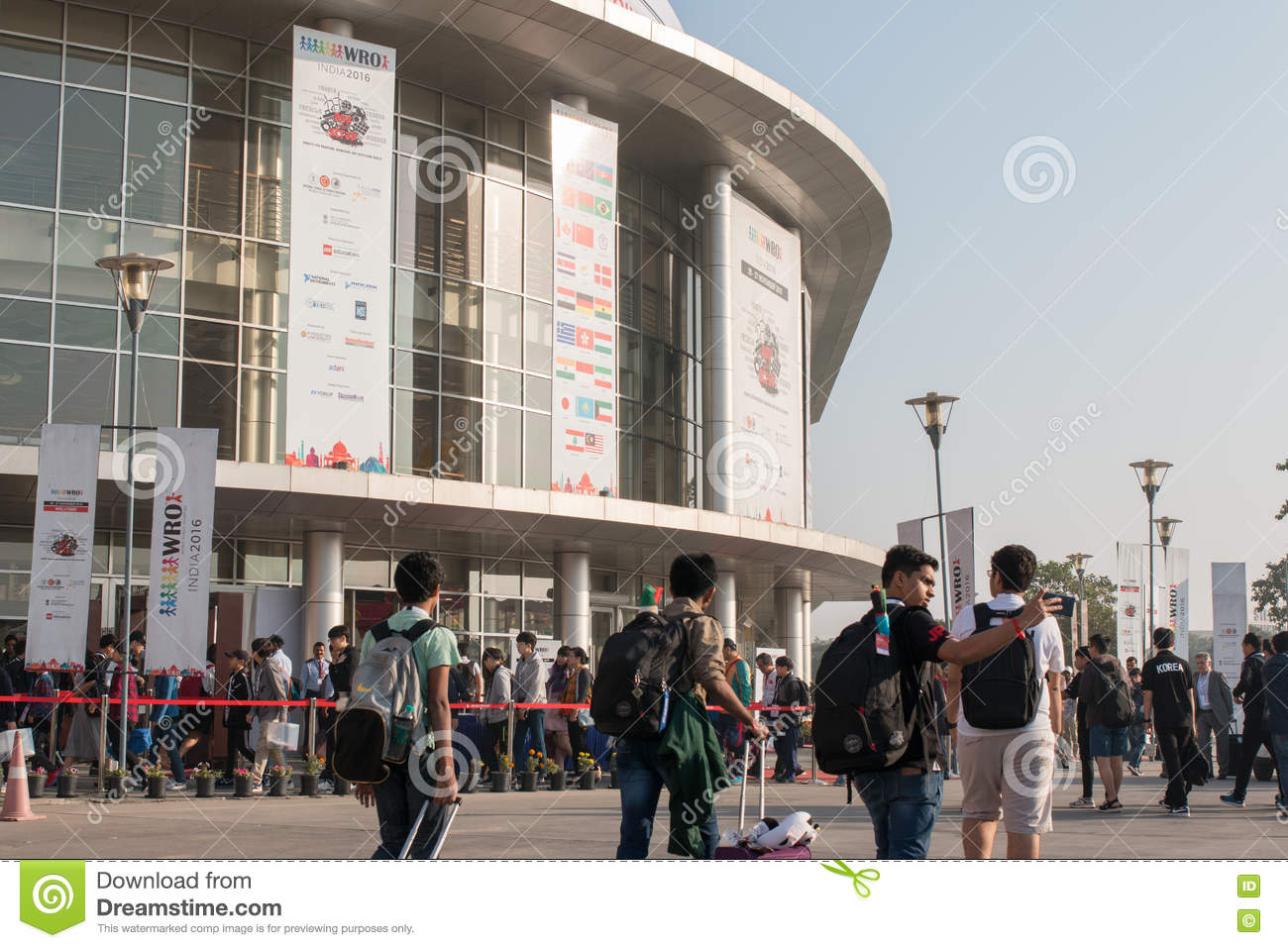 The International Robot Competition For Science Technology And