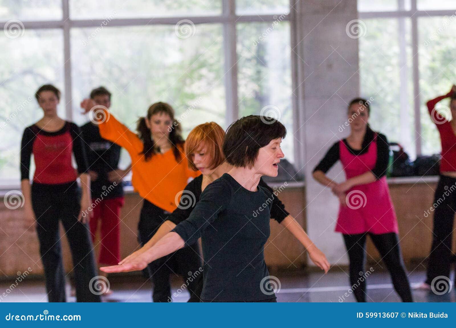 Dance school in Moscow 38