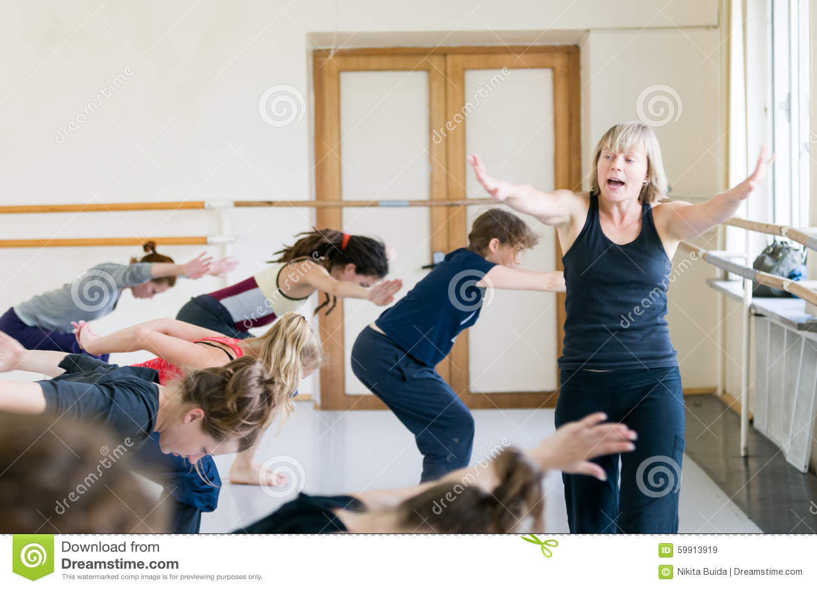 Dance school in Moscow 48