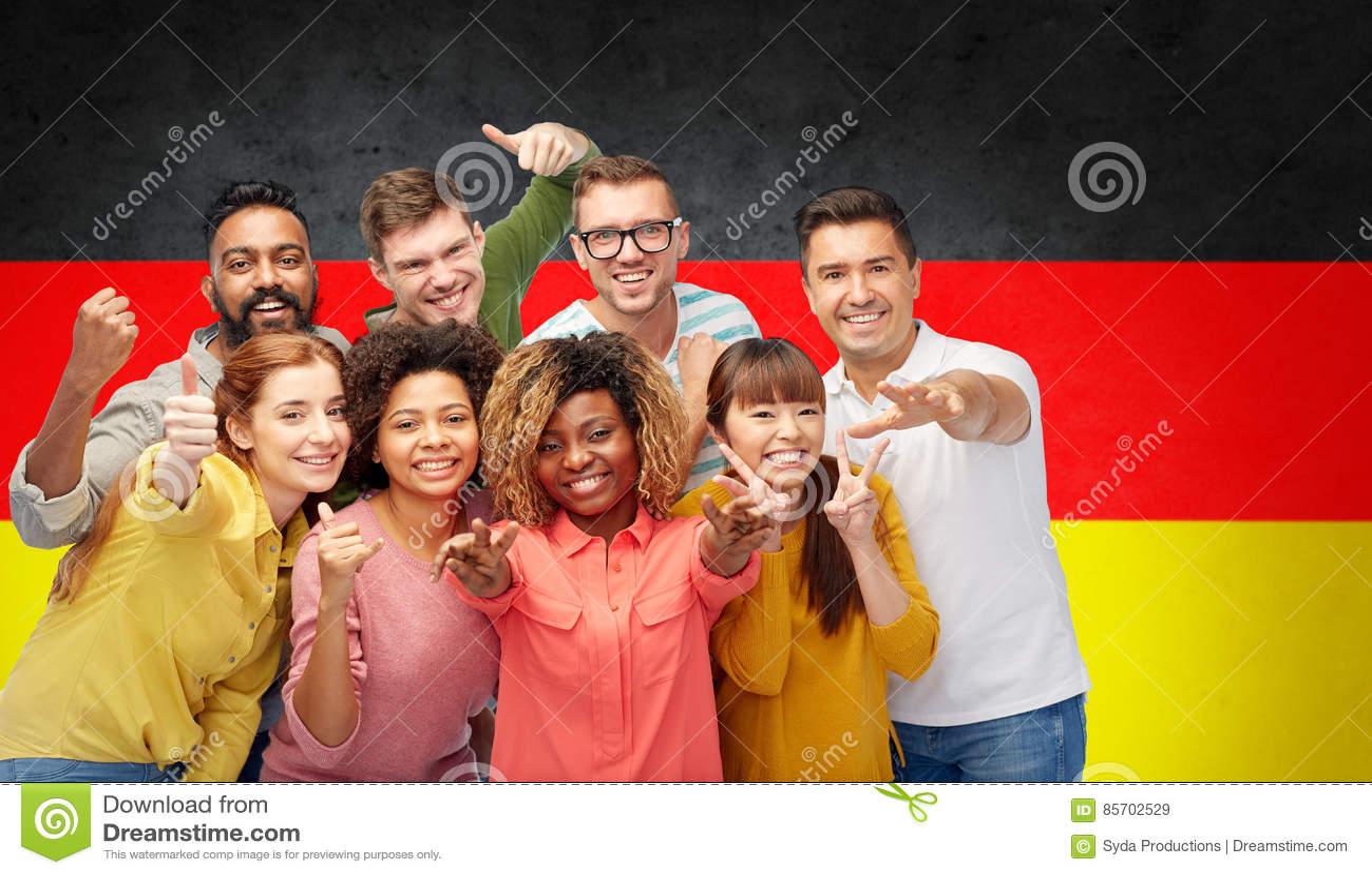 Deutsche leute