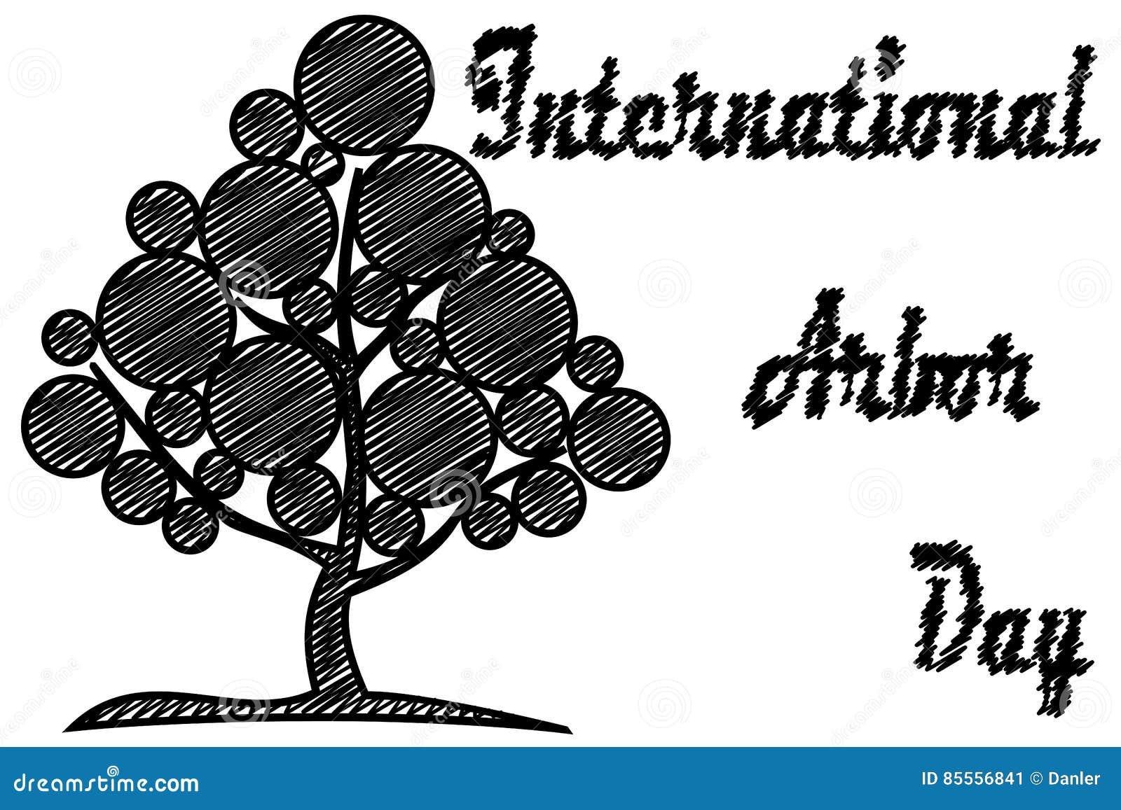 Internationaler Tag des Baums