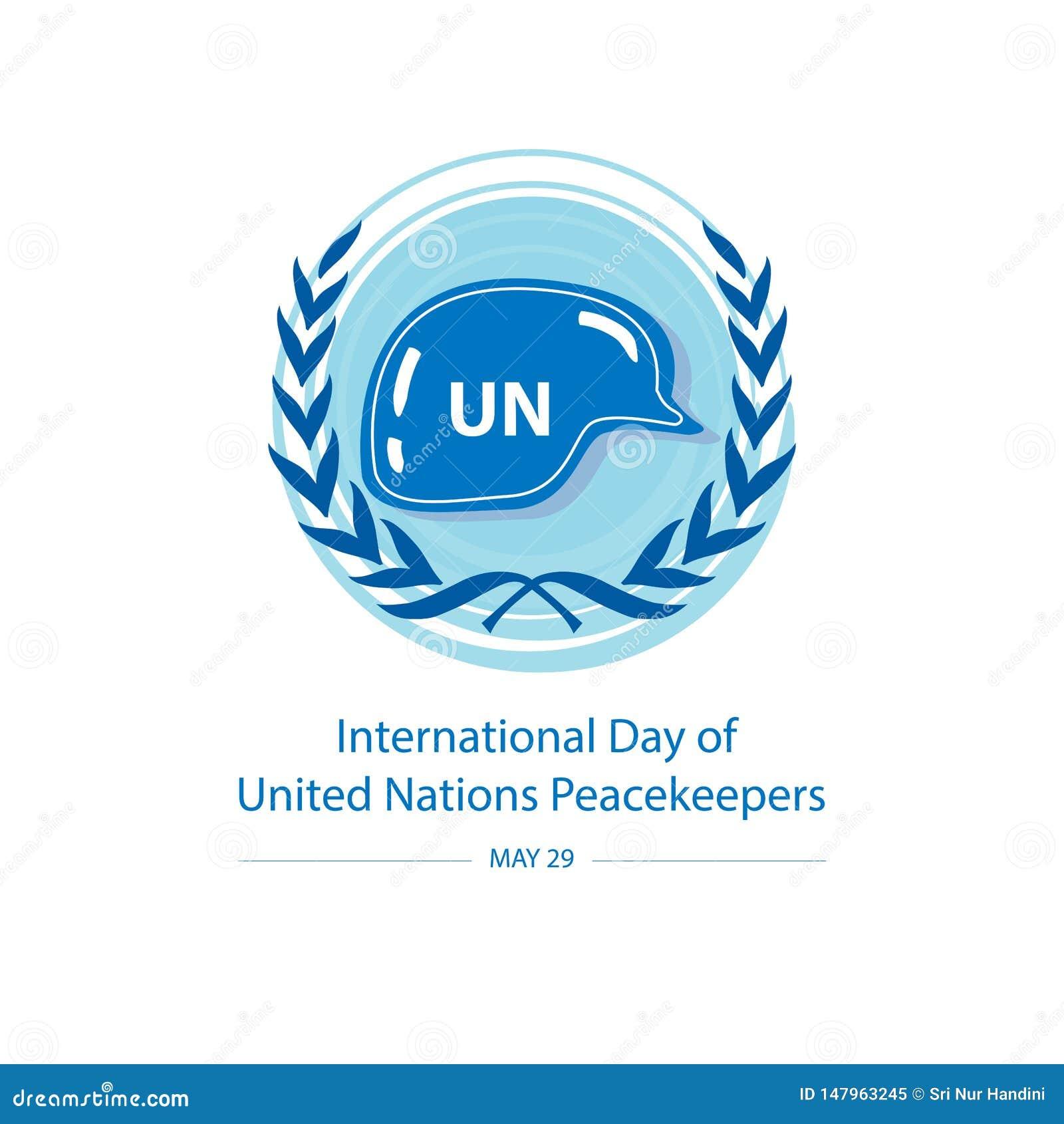 Internationaler Tag von Friedenstruppen der Vereinten Nationen
