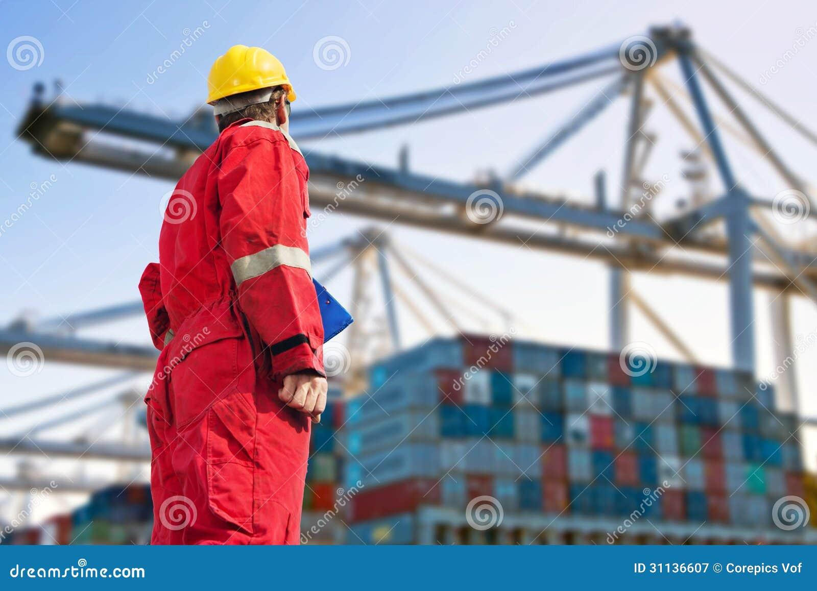 Internationell logistik