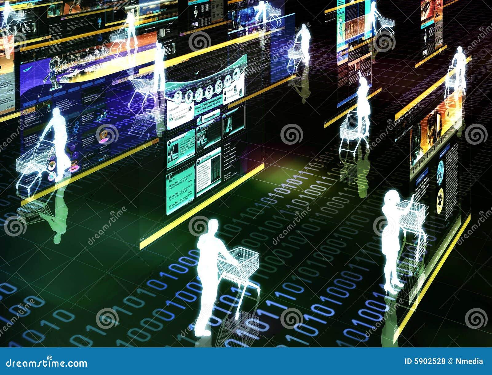 Internet 02 que hacen compras