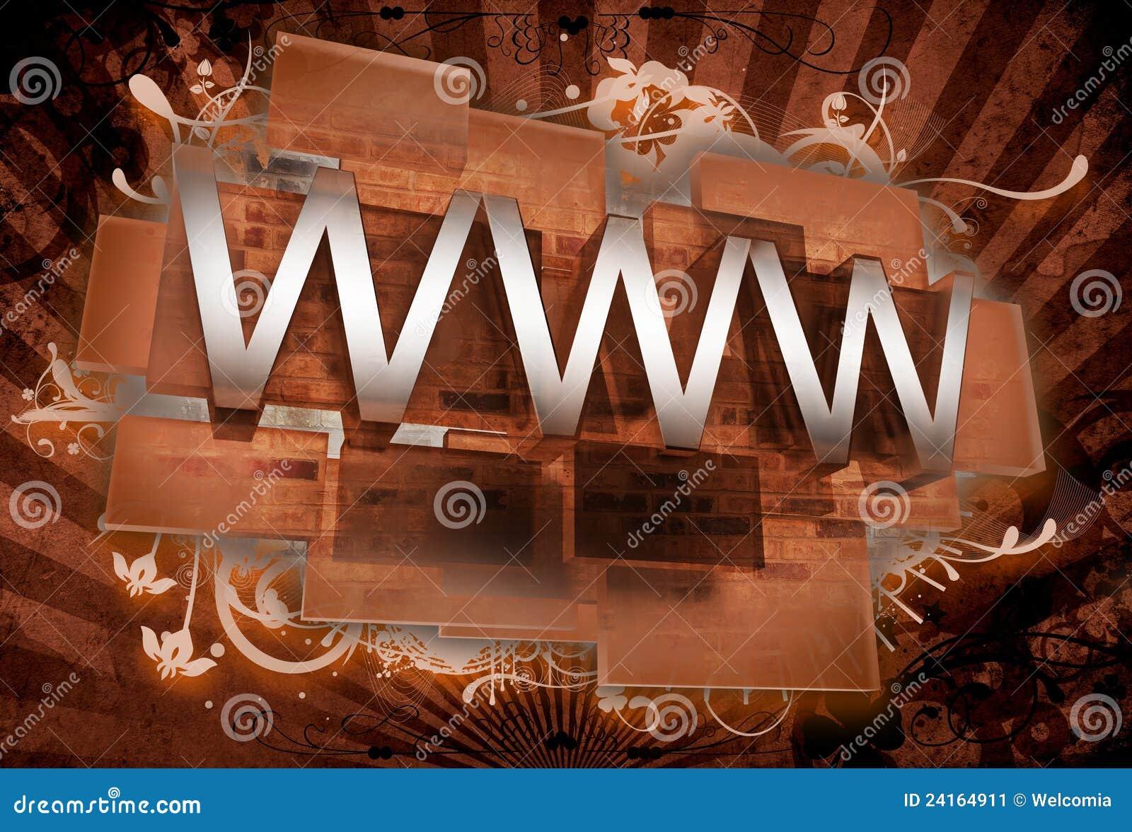 Internet-Abbildung
