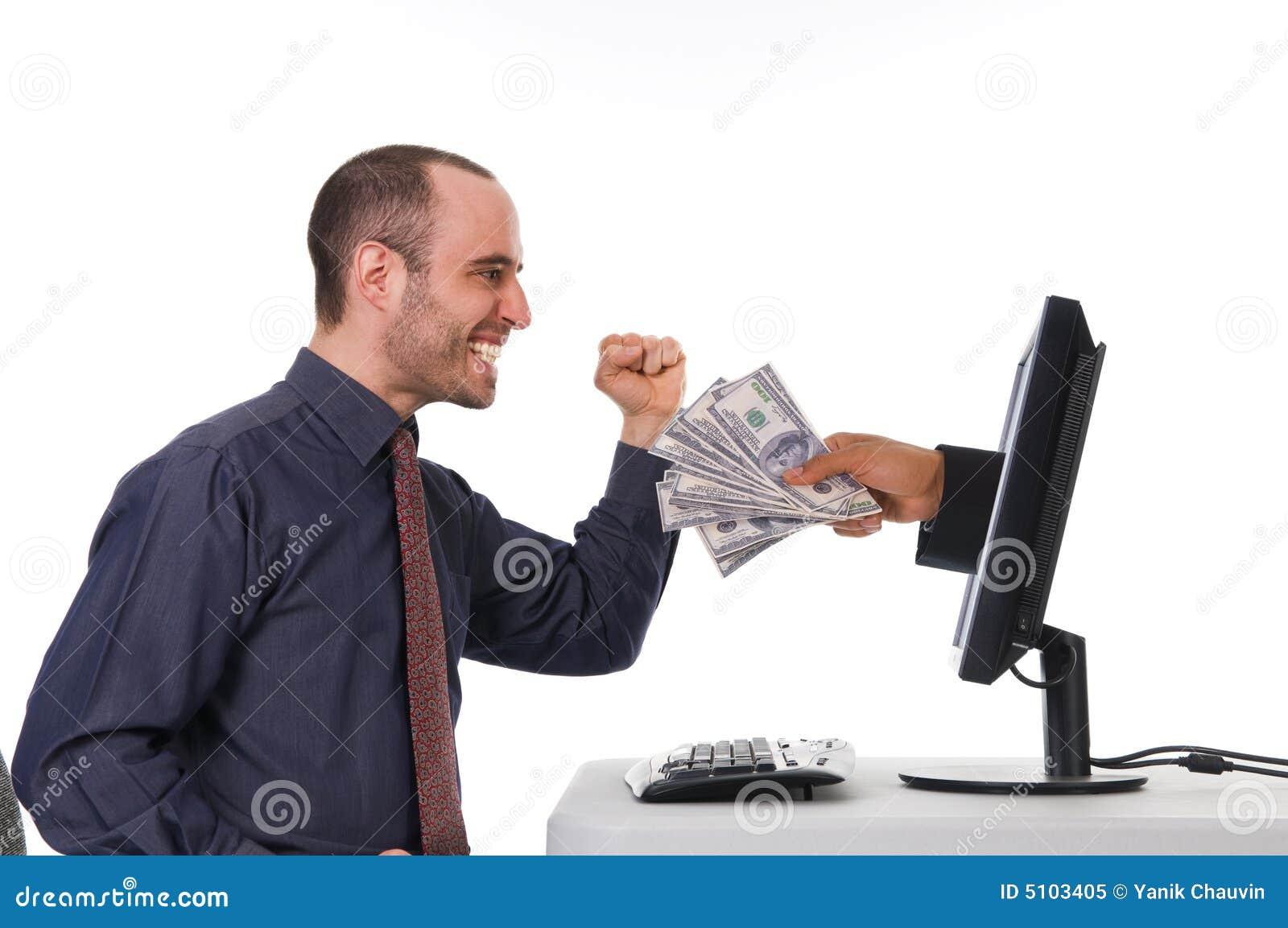 Internet-Bankverkehr