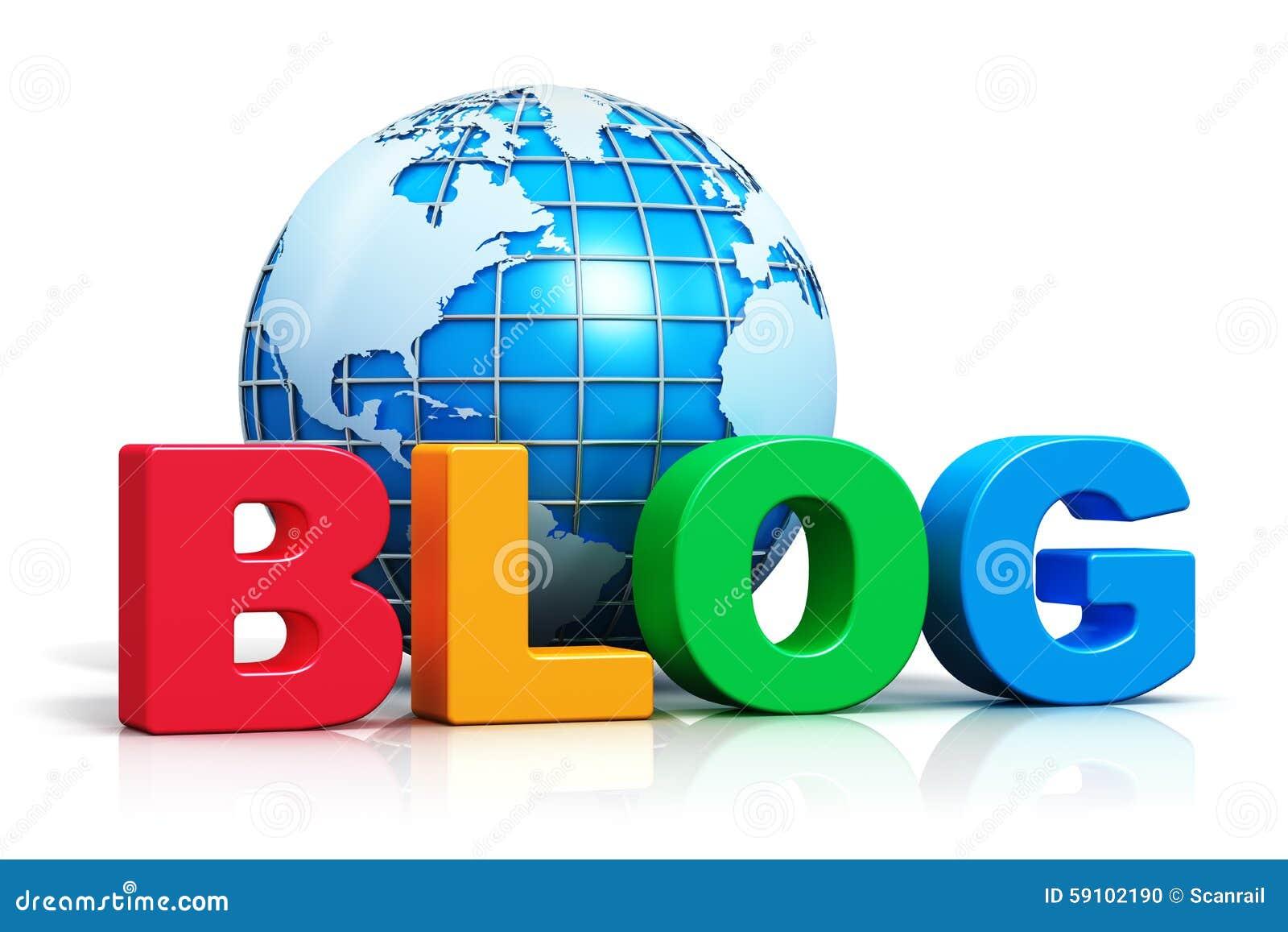 Internet blog concept stock illustration image 59102190 for Internet plante