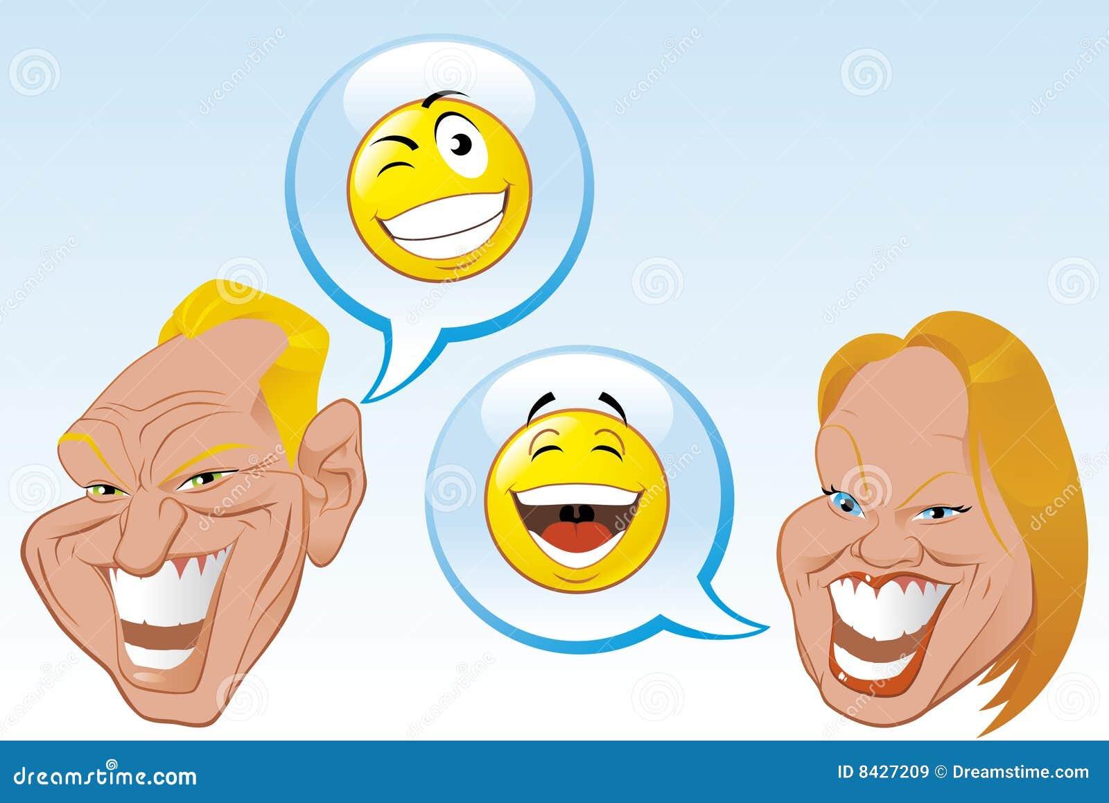 Internet chat conversation