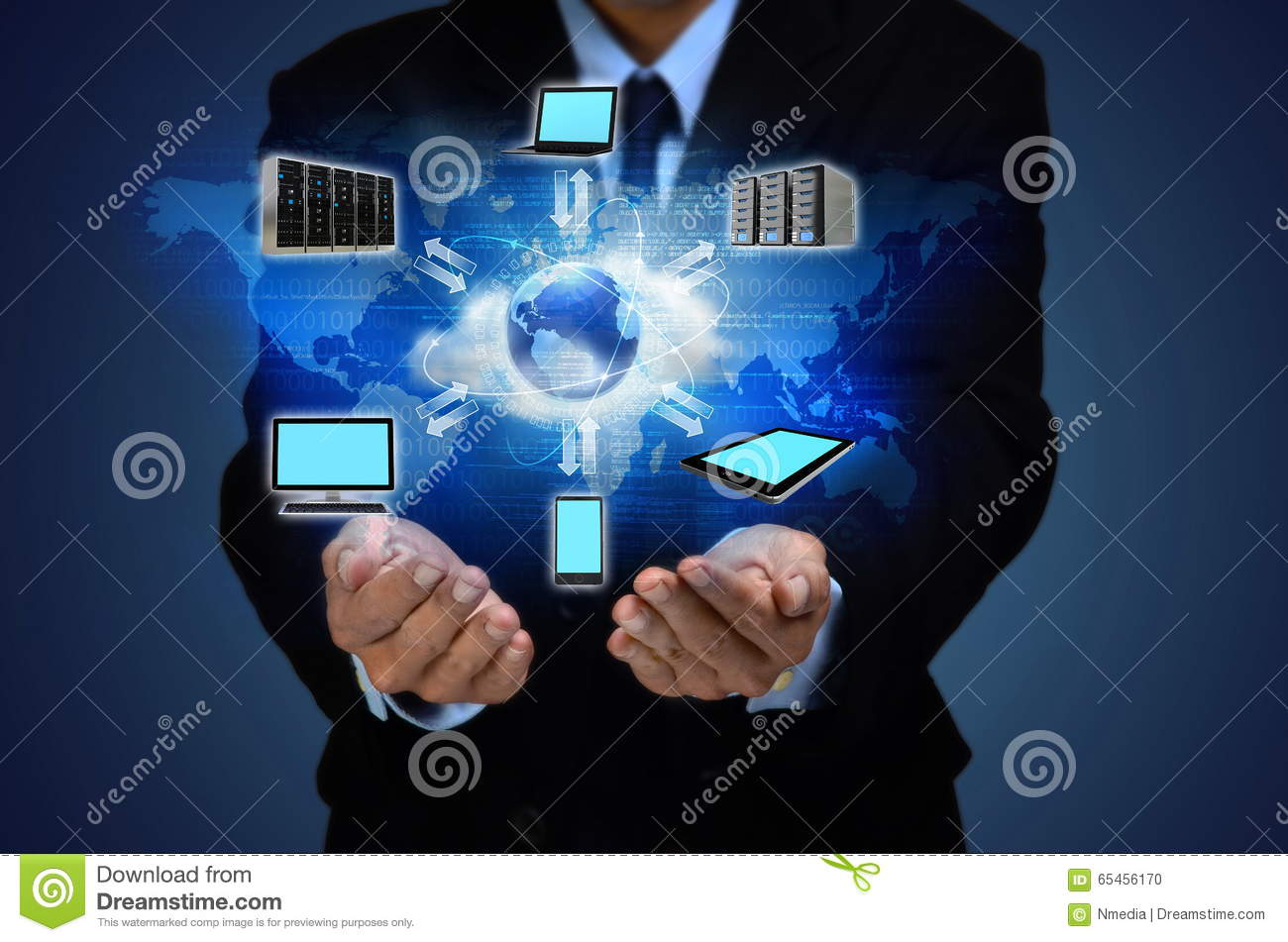 information technologies used in business settings Computer and information systems managers,  computer systems are used throughout the economy,  they bring business and information technology.