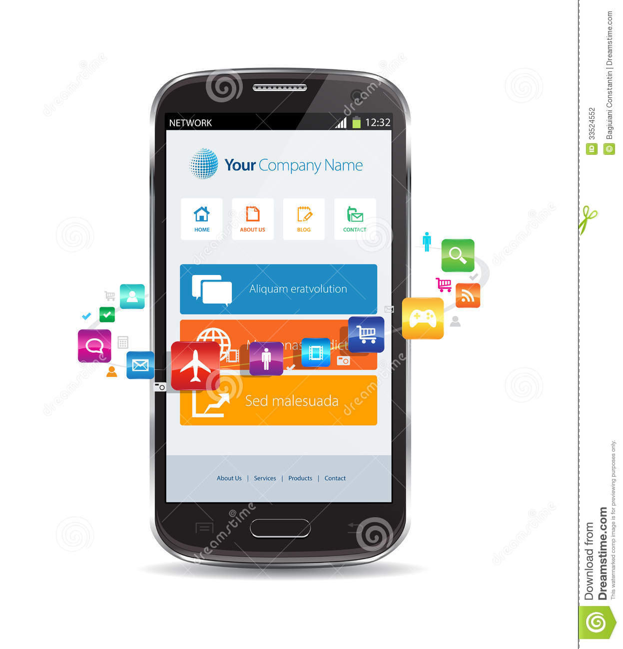 Our App Business Plan Experience