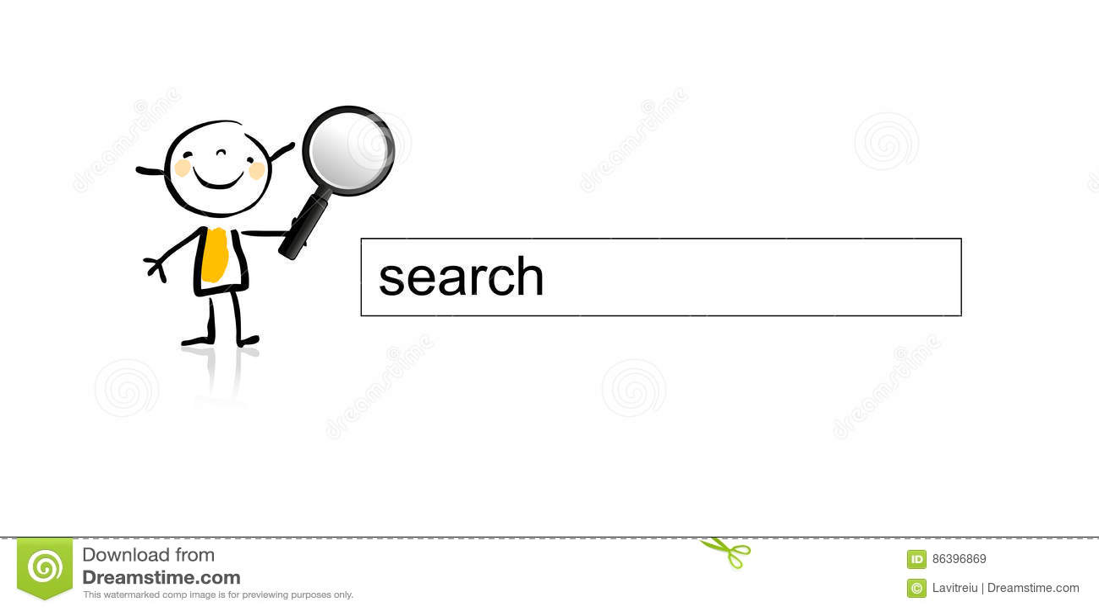 Internet da busca das crianças