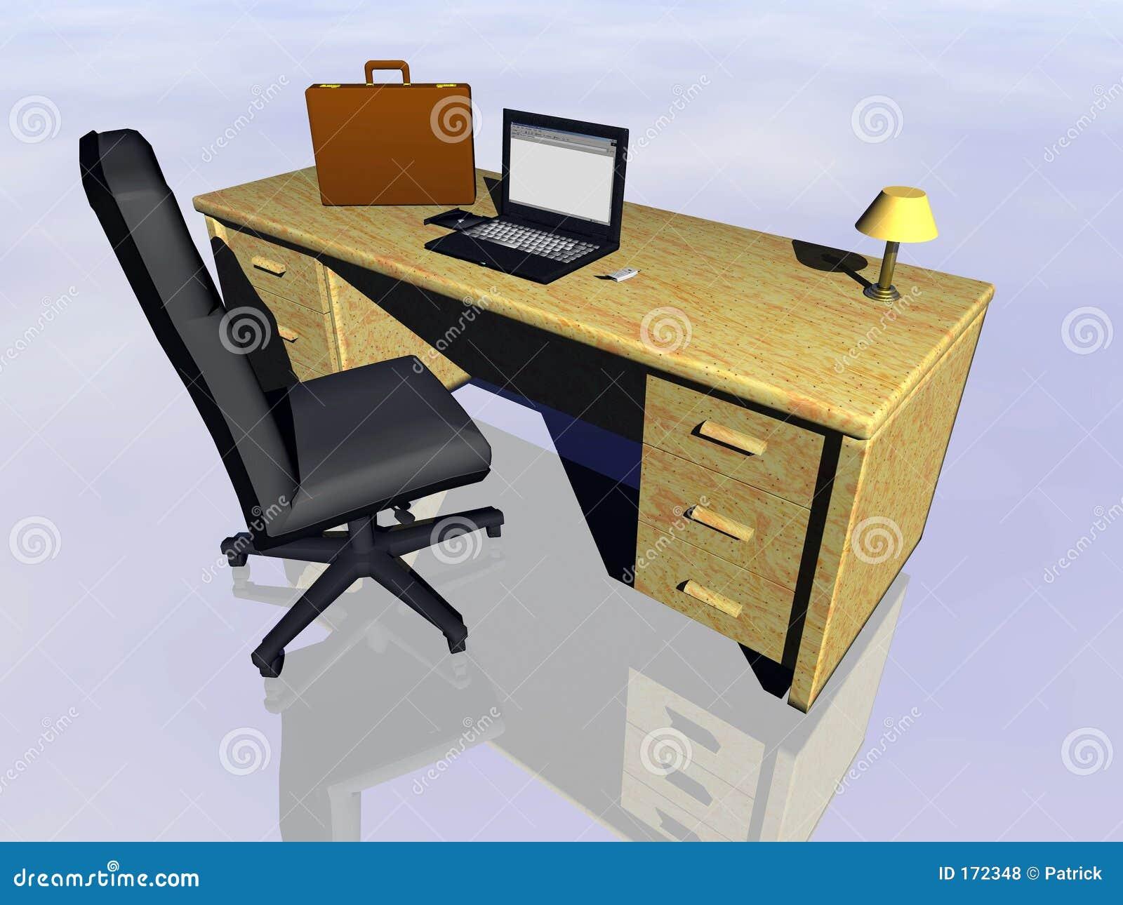 Internet dans le bureau.