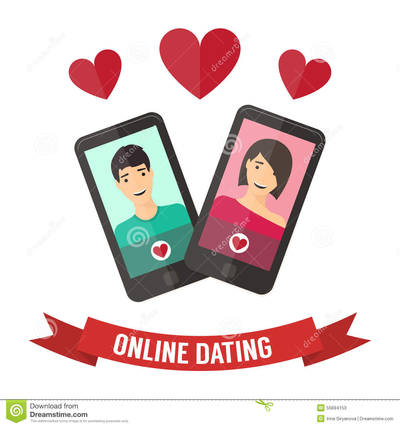 Zugang Dating-Website