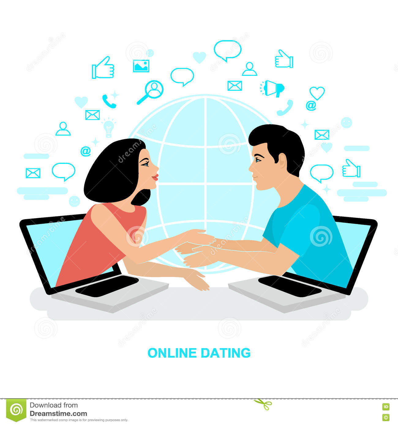 How to communicate online dating